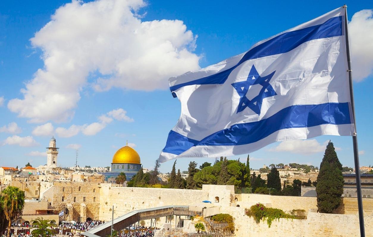 israel flag jerusalem   Moderate Rebels