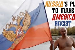 russia's plot to make america racist