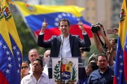 Guaido Venezuela coup