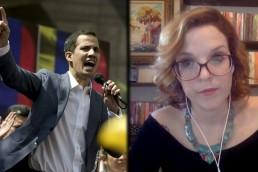 Moderate Rebels Venezuela Aline Piva