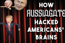 russiagate hacked brains