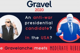 Mike Gravel Moderate Rebels