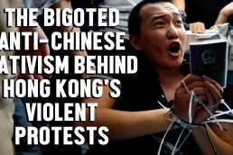 Moderate Rebels Hong Kong protests