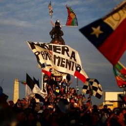 chile protest pinera