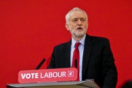 Jeremy Corbyn Labour UK election Brexit