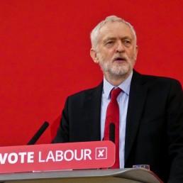 Jeremy Corbyn Labour UK election Brexit
