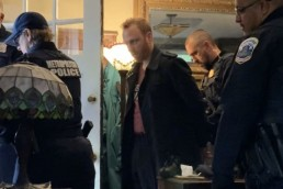 Max Blumenthal arrest Venezuela embassy