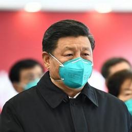 China Xi coronavirus