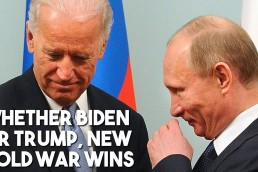 Russia Biden new cold war