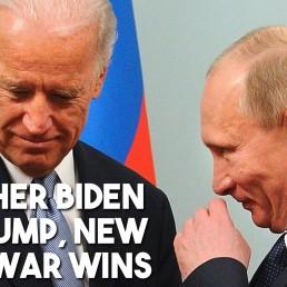 Russia Biden new cold war