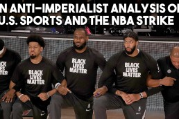 anti imperialist us sports nba strike
