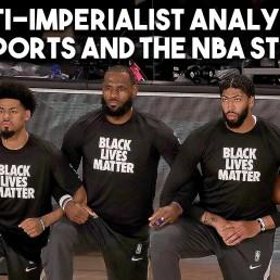 anti imperialist us sports nba strike