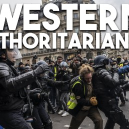 Western authoritarianism Moderate Rebels