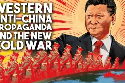 China propaganda new cold war