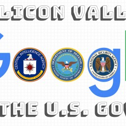 Silicon Valley US government Google