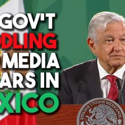 AMLO Mexico US meddling Moderate Rebels