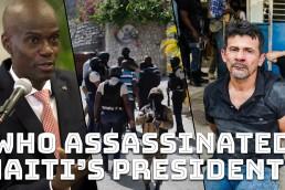Haiti Moise assassination