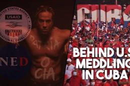 Cuba US meddling